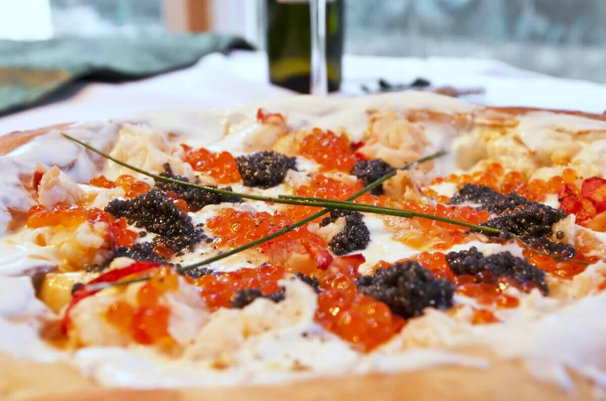 Дорогая пицца «Людовик 13»