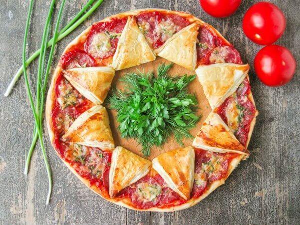 Королевская пицца Харьков